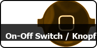 On-Off Switch / Knopf