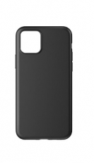 Backcase TPU MATT iPhone 12/12 Pro (6.1), black