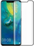 Tempered CURVED FULL GLUE Huawei Mate 20 Pro, black
