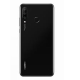 Akkufachdeckel Huawei P30 lite 48mp, Camera Glass, midnight blac