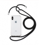 TPU Case STRAP 0.3mm iPhone X/XS, clear