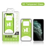 Tempered Protection 5D FULL GLASS iPhone 11 Pro, X/XS,black