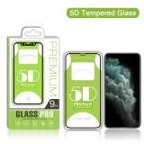 Tempered Protection 5D FULL GLASS iPhone 11 Pro Max,XS MAX,black