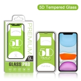 Tempered Protection 5D FULL GLASS iPhone 7 Plus/ 8 Plus,white