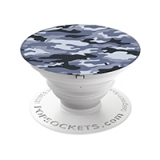 PopSockets Grip Gray Camo 90716