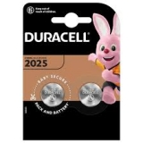 DURACELL Knopfzelle DL/CR 2025, 2stk