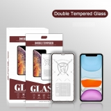 Tempered Protection 5D SUPER GLASS P40,black