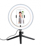 Bluetooth LED SELFIE mit TRIPOD inkl wireless Shutter