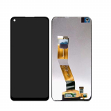 Display LCD+Touch Sam A02s (A025F) Oled Black (OHNE RAHMEN)